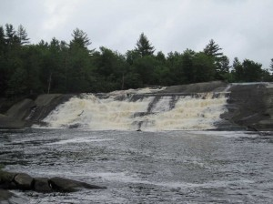 Lampson Falls (Photo: Stephen Easter)