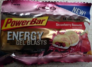 PowerBar Energy Gel Blasts