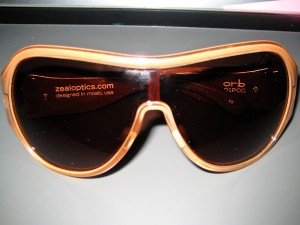 Zeal Orb Sunglasses in Caramel