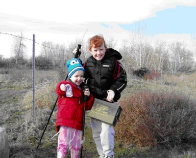 Getting Started Geocaching