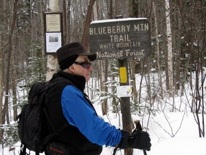 Blueberry Mountain trailhead