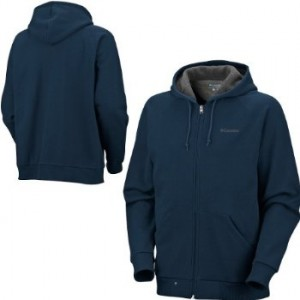 Columbia Prouty Glacier II Hoodie - FINAL UPDATE