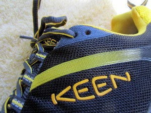 Keen Tryon WP extra eyelets