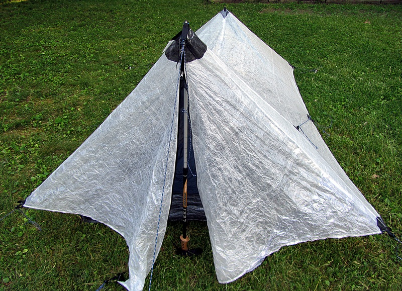 Material and construction of Hyperlite Mountain Gear products & Ultra lightweight tent manufactured in Maine u2013 4 All Outdoors4 All ...