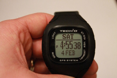 Tech4O Discover GPS Watch