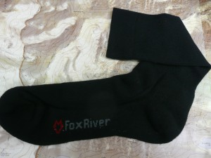 Fox River Wick Dry Triathlon Sock