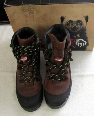 Wolverine Sentinel Hiking Boots