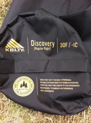 Kelty Discovery 30 Sleeping Bag – 4 All Outdoors4