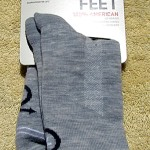 FARMTOFEET Greensboro ¾ Crew socks