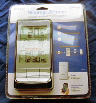 Oregon Scientific Weather @ Home Weather Station