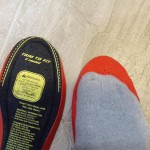 ThermaCell Classic Heated Insoles Fit