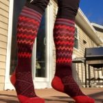 Review of the Smartwool Women's PhD® Run Light Elite Kneehigh Socks