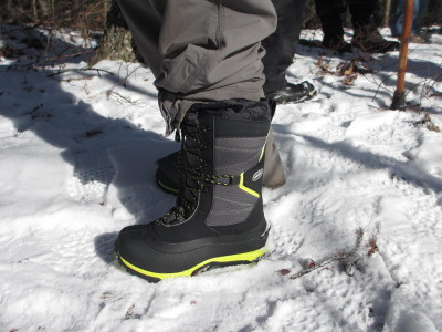 Baffin Sequoia Men's Winter Boots in Harold Parker Forest