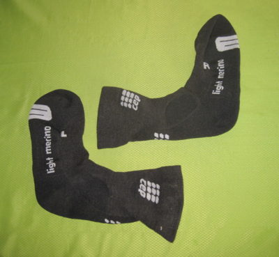 Men's Dynamic + Outdoor Light Merino Mid-Cut socks