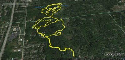 CLE Trail 50k