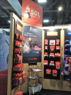 New SOL Emergency Bivy Line