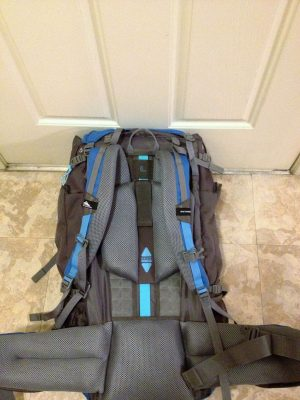 High Sierra Pathway 70L Pack