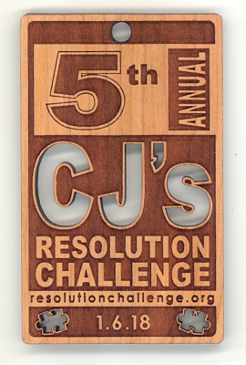 2018 CJ's Resolution Challenge
