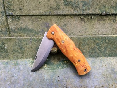 Initial thoughts on the Helle Bleja Knife