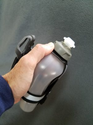 FuelBelt Tech Fuel Hand-Held Running Water Bottle