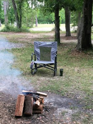 FirePit Rocker Update