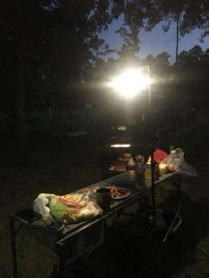Update GCI Outdoor Master Cook Station