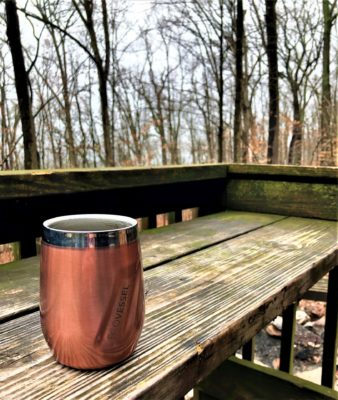 Final Look - EcoVessel Port Wine and Whiskey Tumbler